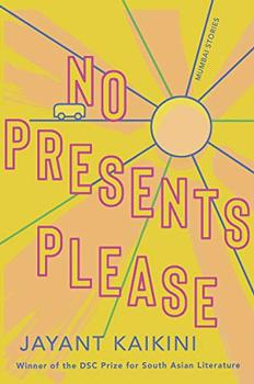 Book Jacket: No Presents Please
