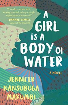 Book Jacket: A Girl is A Body of Water