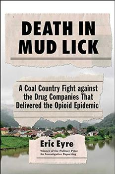 Book Jacket: Death in Mud Lick