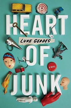 Book Jacket: Heart of Junk