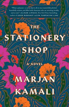 Book Jacket: The Stationery Shop