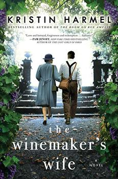 Book Jacket: The Winemaker's Wife