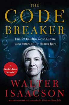 Book Jacket: The Code Breaker