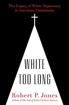 Book Jacket: White Too Long