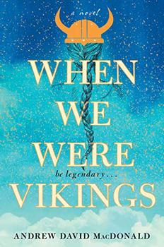 Book Jacket: When We Were Vikings