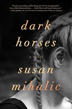 Book Jacket: Dark Horses