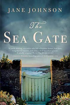 Book Jacket: The Sea Gate