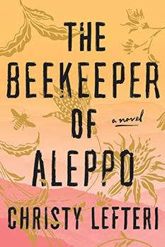 Book Jacket: The Beekeeper of Aleppo
