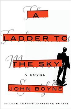 Book Jacket: A Ladder to the Sky