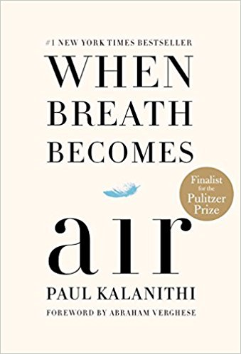 When Breath Becomes Air jacket