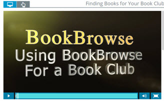 Finding Books for Your Book Club