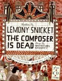 The Composer Is Dead (Book & CD) jacket