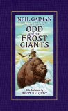 Odd and the Frost Giants jacket