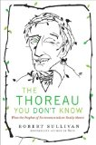 The Thoreau You Don't Know jacket