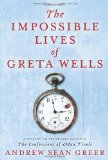 The Impossible Lives of Greta Wells jacket