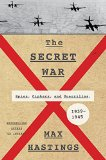 The Secret War jacket