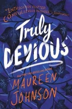Truly Devious jacket