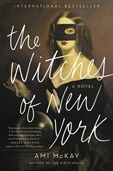 The Witches of New York jacket
