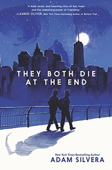 They Both Die at the End jacket