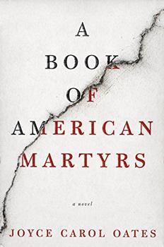 A Book of American Martyrs jacket