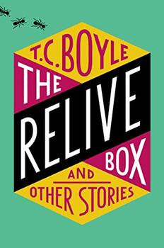 The Relive Box and Other Stories jacket