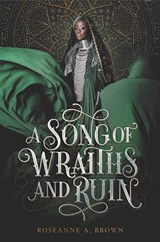 Book Jacket: A Song of Wraiths and Ruin