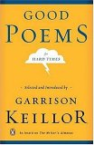 Good Poems for Hard Times by Garrison Keillor (editor)