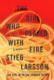 The Girl Who Played with Fire jacket