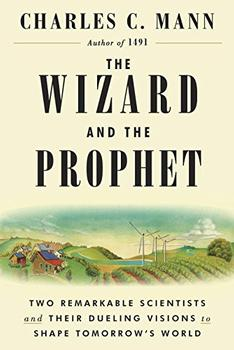 The Wizard and the Prophet jacket