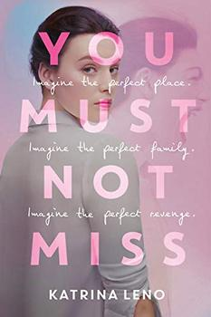 Book Jacket: You Must Not Miss