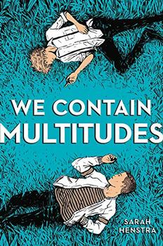 Book Jacket: We Contain Multitudes