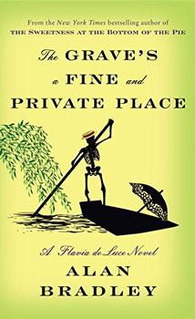The Grave's a Fine and Private Place jacket