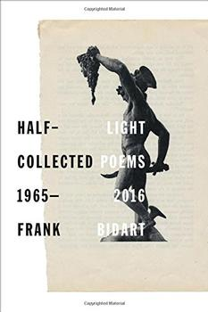 Half-light by Frank Bidart