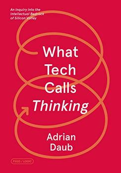 What Tech Calls Thinking book jacket