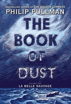 The Book of Dust: La Belle Sauvage jacket