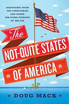 The Not-Quite States of America Book Jacket