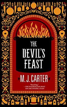 Book Jacket: The Devil's Feast