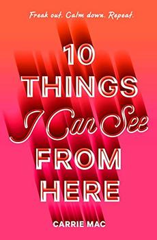 10 Things I Can See From Here jacket