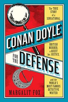 Conan Doyle for the Defense jacket