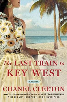 Book Jacket: The Last Train to Key West