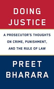 Book Jacket: Doing Justice