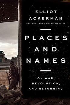 Places and Names jacket