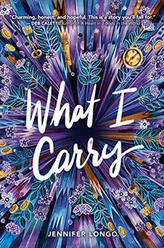 Book Jacket: What I Carry