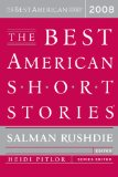 The Best American Short Stories 2008 (The Best American Series) jacket