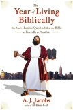 The Year of Living Biblically jacket