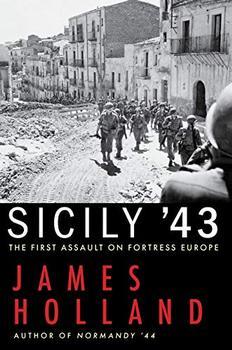 Sicily '43 book jacket