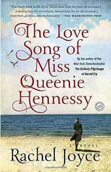 The Love Song of Miss Queenie Hennessy jacket