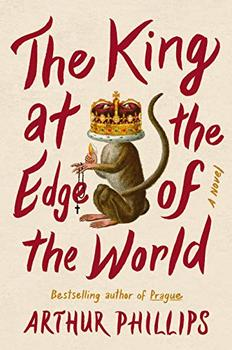 The King at the Edge of the World jacket