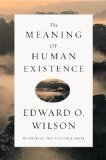 The Meaning of Human Existence jacket
