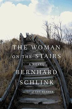 The Woman on the Stairs jacket